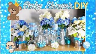 Baby Shower Decorations/ Decoración para Baby Shower/ Baby Shower DIY