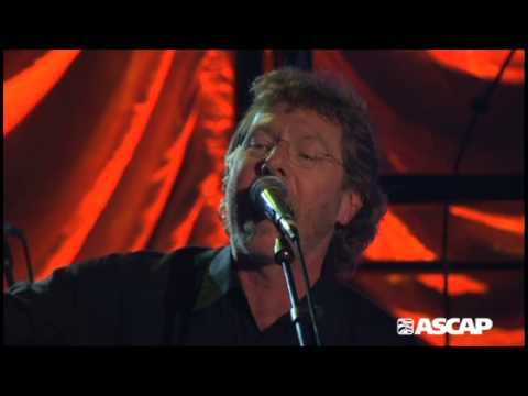 Sam Bush and Jon Randall perform Lyle Lovett's