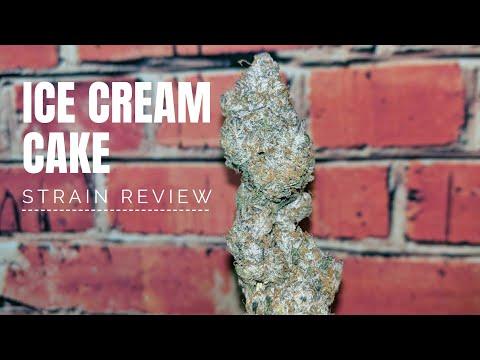 Ice Cream Cake Strain Review - YouTube