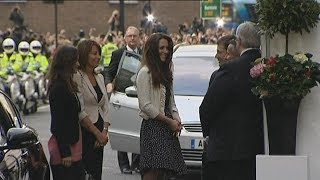 Kate Middleton's Mom Speaks Out In First-Ever Interview