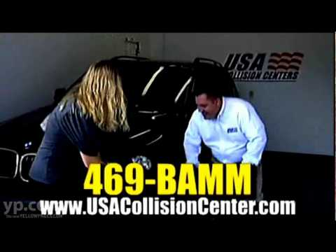 Cincinnati - Auto Body Repair - USA Collision Centers