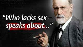 Sigmund Freud's Quotes tнat tell a lot about ourselves | Life Changing Quotes