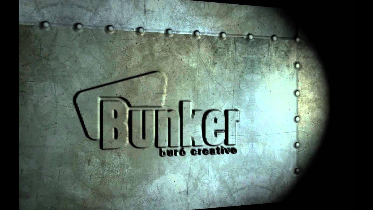 Bunker Logo Animation - YouTube