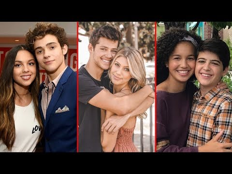 High School Musical: The Musical: The Series Real Age And Life Partners