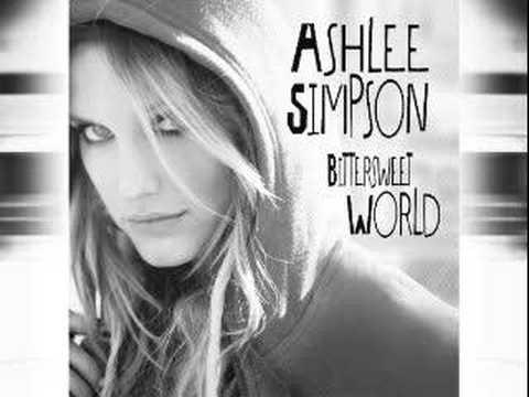 Music video Ashlee Simpson - Follow You Wherever You Go