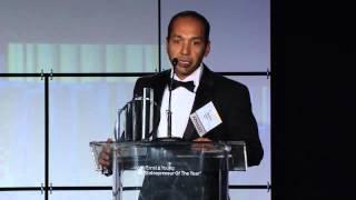 Sunny Gupta Wins Entrepreneur of the Year Award