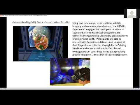 GME Webinar #2: GOES-R: GLOBAL WEATHER WATCHERS