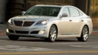 2011 Hyundai Equus Full Test Edmunds.com