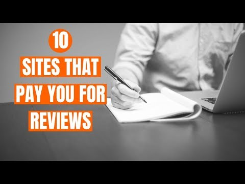 How to Get Paid to Write Reviews Online (Up to $100 Each)