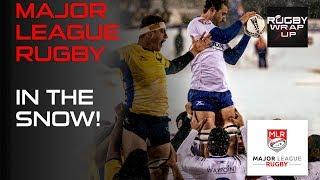 Major League Rugby: Analysis, Opinion, #MLR Snowballs, Predictions. Steve Lewis, Matt McCarthy