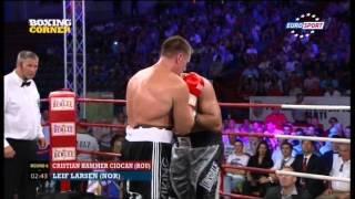 Boxmeister Europakämpfe Hauptsponsor Zenit Vodka - I