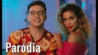 Baixar Wesley Safadão e Anitta - Romance Com Safadeza (Paródia/Redublagem)