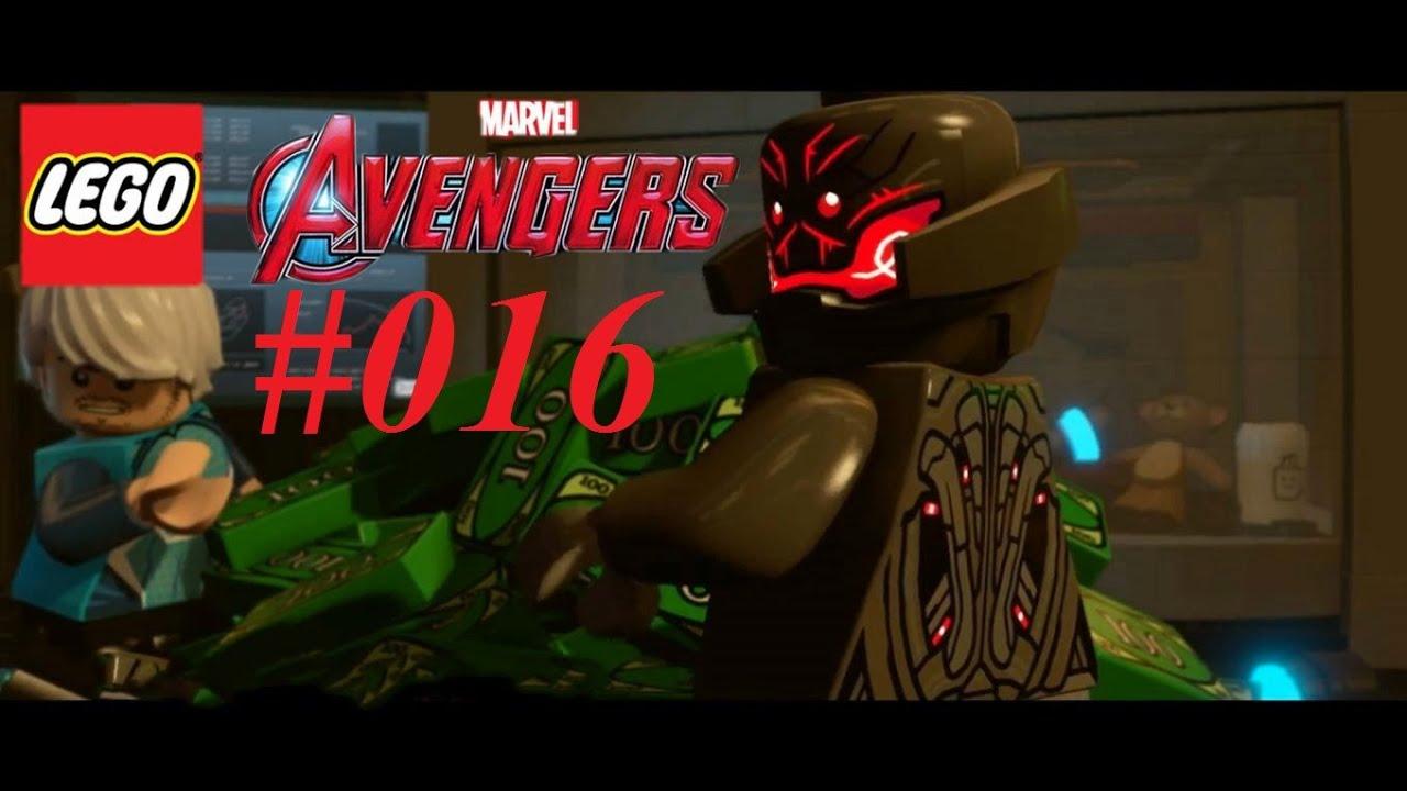 LEGO Marvels Avengers #016 100% Let`s Play Deutsch Full HD ...