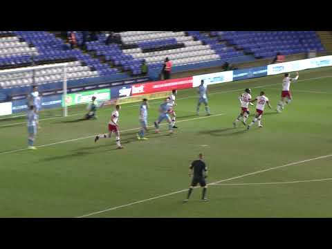 Coventry Rotherham Goals And Highlights
