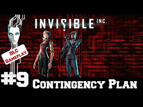 Invisible Inc - Contingency Plan DLC - Gameplay/Walkthrough - Part 9