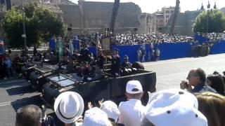 Parata Festa della Repubblica Italiana 2015 parte1