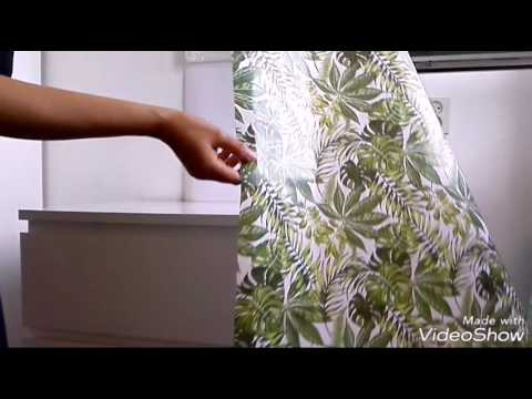 Simpel Make Over Ikea Malm Kast Youtube