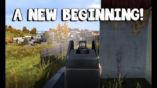 A NEW BEGINNING! - Arma 2: DayZ Mod (Season 2) - [1]