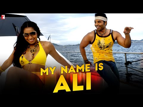 My Name Is Ali - Full Song | Dhoom:2 | Uday Chopra | Bipasha Basu | Sonu Nigam