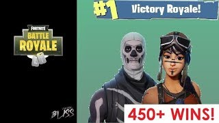 Fortnite -*BlockBuster Skin Gameplay*Fast Builds*|458Ws| 13.3k kills| Grind to 1.4k Subs|
