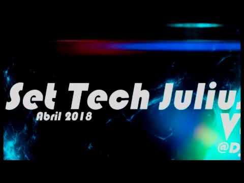 Tech House Julius Venezuela - Abril 2018