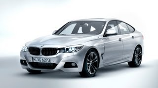 The all-new BMW 3 Series Gran Turismo. Product substance.
