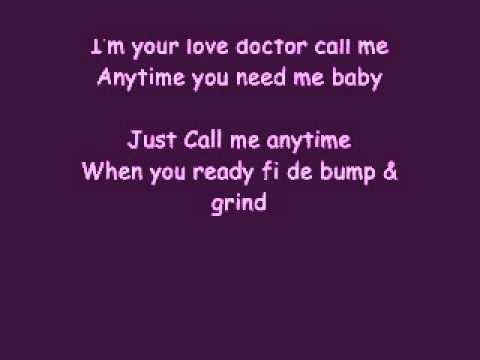 Love Doctor (lyrics)- Romain Virgo
