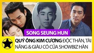 """""""Quý Ông Kim Cương"""" Độc Thân, Tài Năng Và Giàu Có Của Showbiz Hàn"""