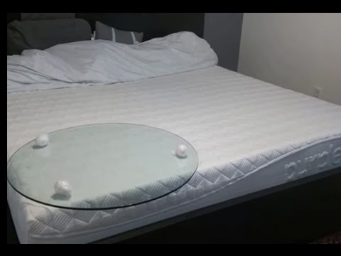 Purple Mattress Raw Egg Test Validation Youtube