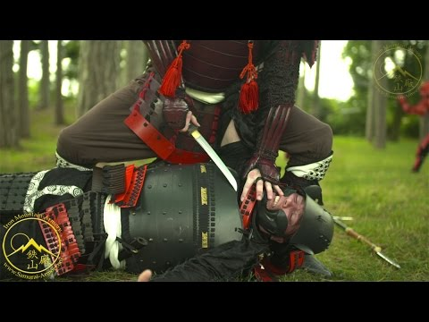 iron mountain armory samurai armor combat trailer youtube