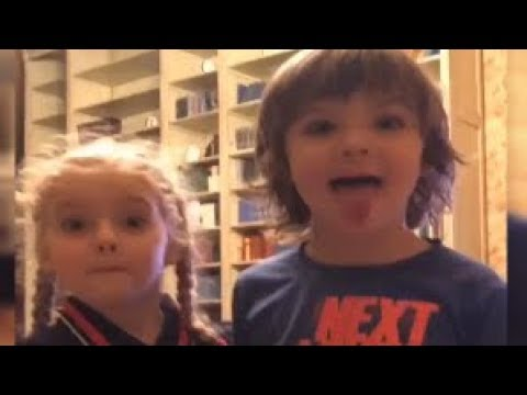Боженька все видит?и о многом другом  - рассуждают дети Максима Галкина -Новое видео