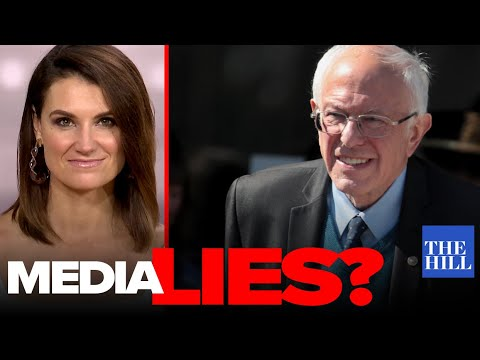 Krystal Ball: The Lies The Media Is Telling About Bernie's Campaign