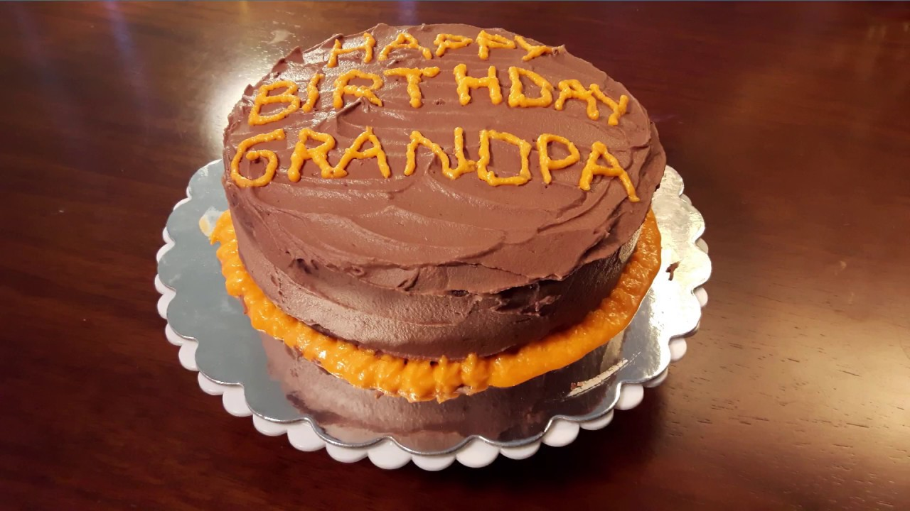 Grandpa Gar 85th Birthday Cake