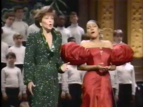Gesu Bambino - Kathleen Battle and Frederica von Staade