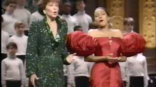 Gesu Bambino - Kathleen Battle and Frederica von Staade