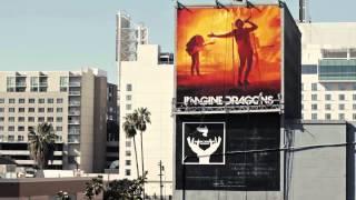 Imagine Dragons - Smoke + Mirrors Mural Timelapse