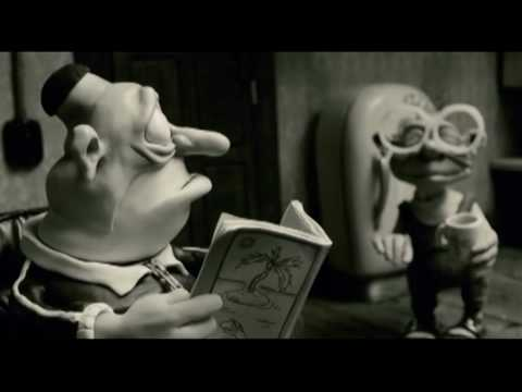 A Scene From Mary And Max 2009 Youtube