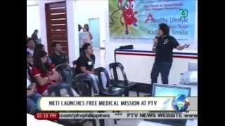 NewsLife: NKTI launches free medical mission at PTV || June 26, 2014