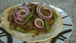 Dopiaza(afghan Meat Dish)