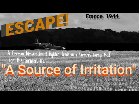 Old Farmer Mistaken for High-Ranking Spy! • Fun WWII Era Story from ESCAPE!