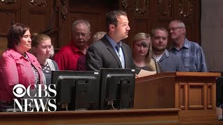 """""""You are truly an inspiration"""": Wisconsin lawmakers honor Jayme Closs"""