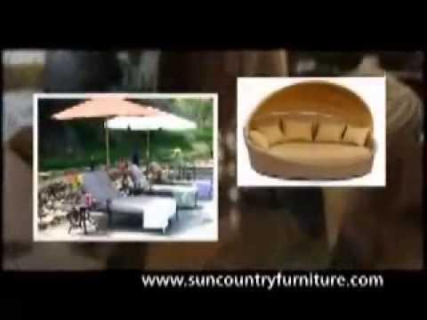 Sun Country Furniture - Patio Furniture TV Spot