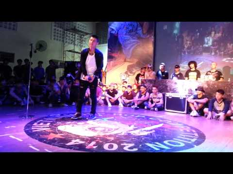 Nhiệt 3 jam 2014 - guest show : Cường Seven