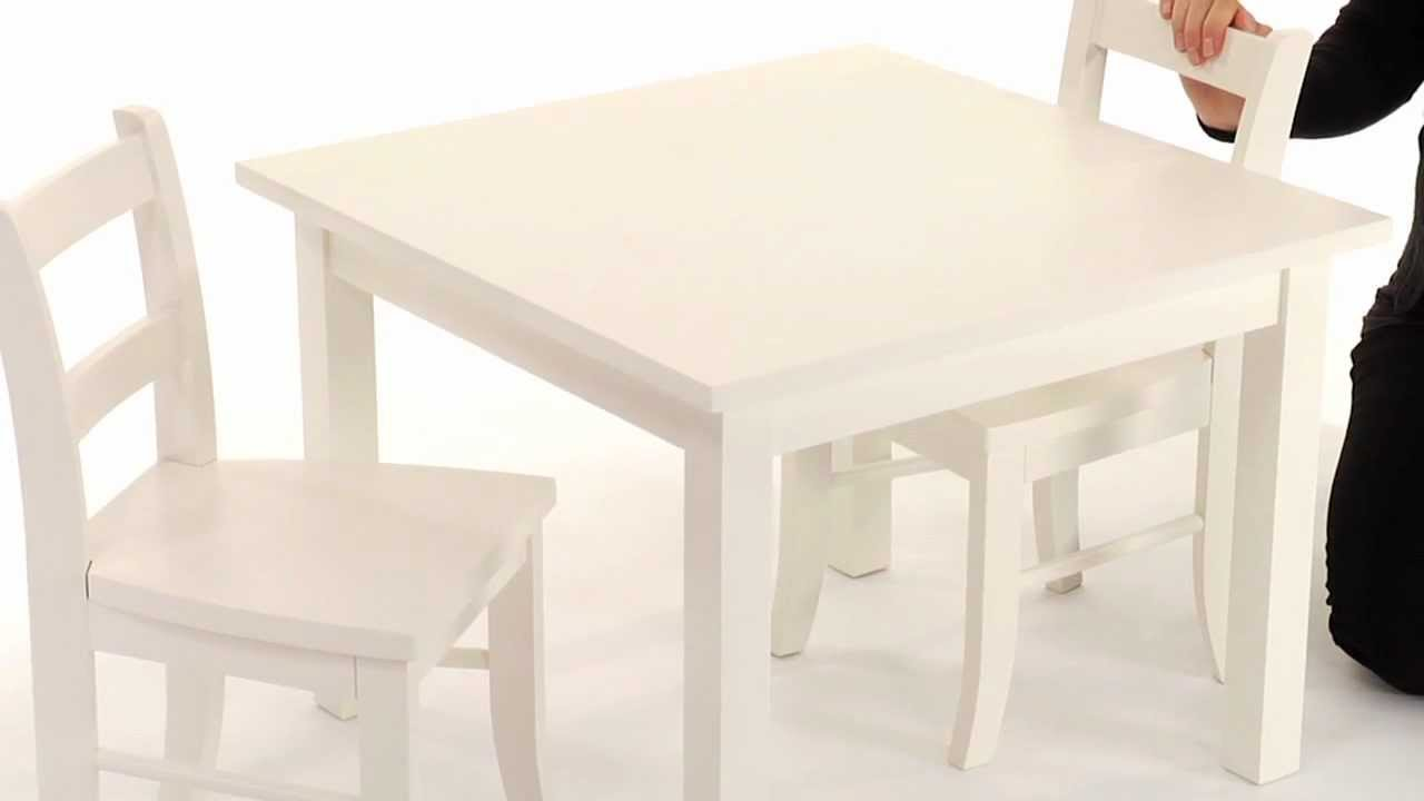 Choose These Kids Tables And Chairs For Your Childu0027s Space | Pottery Barn  Kids   YouTube Part 34