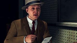 Мэддисон играет в LA Noire Remastered