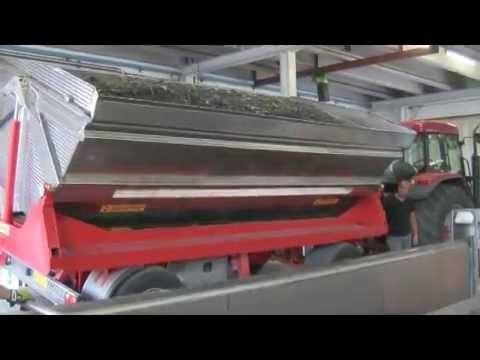 Rimorchio vasca inox selvatico sv14t5 uva cantine colli for Rimorchio agricolo piemonte