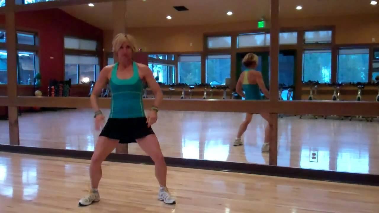 ZUMBA Hey Baby (Drop It To The Floor)  Legs/Core   YouTube