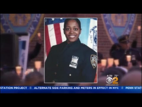 Wake To Be Held For NYPD Officer Killed In The Bronx