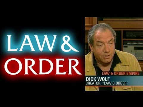 Law & Order creator Dick Wolf interview