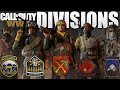 ALL 5 DIVISIONS WE WILL SEE IN THE CALL OF DUTY WW2 BETA! (COD WW2 NEWS) By Festive Gaming!
